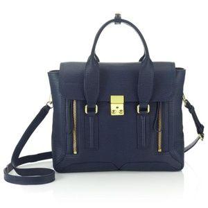New 3.1 Phillip Lim Pashli Leather Satchel
